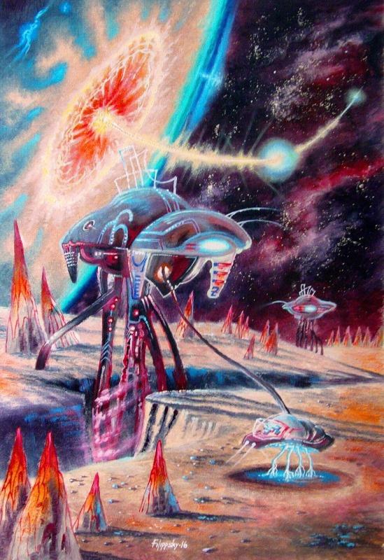 Виктор Филиппский. Космические инженеры.
