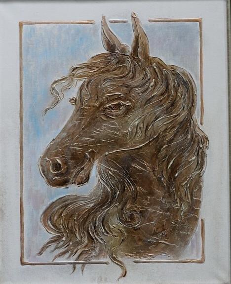 Artigor56 гришин. Влюбленная лошадь