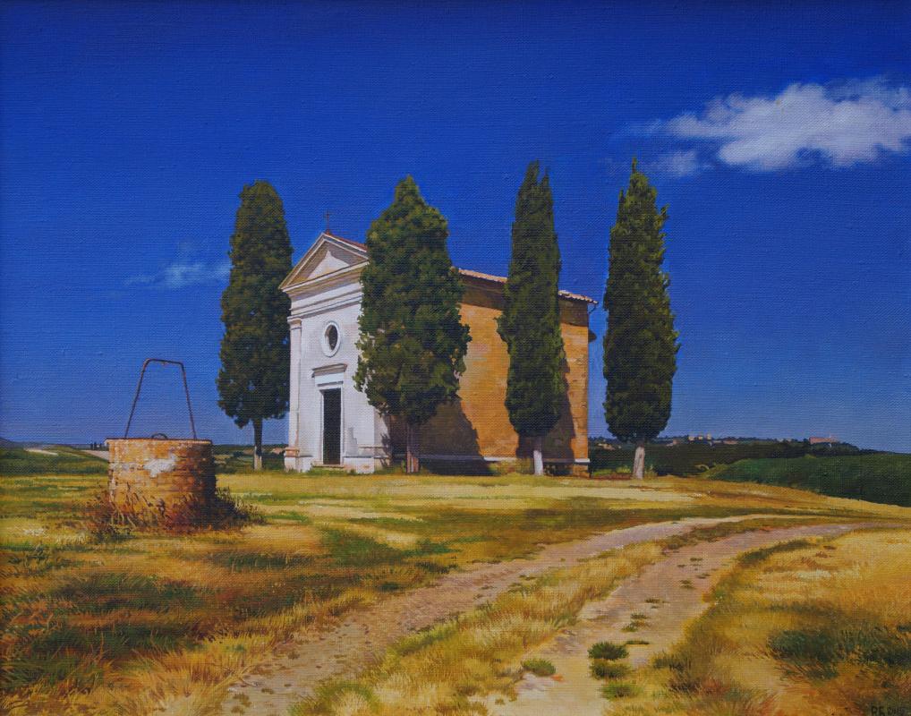 Roman Bondarenko. Tuscany