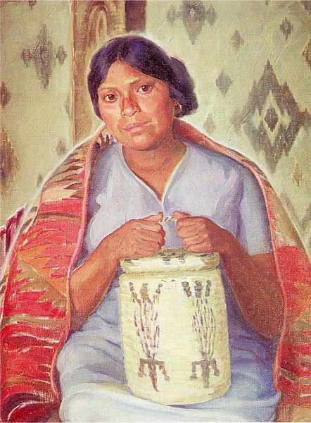 Уильям Марлоу. Индейцы