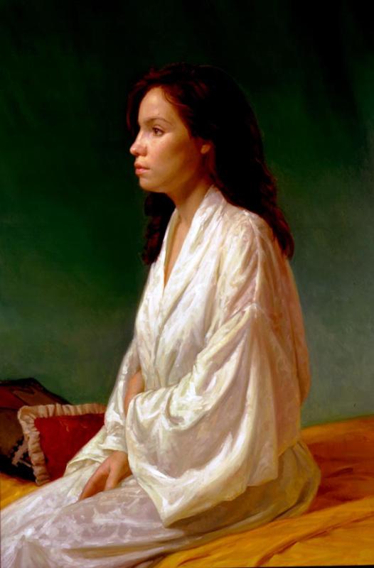 Патриция Уотвуд. Портрет Франчески