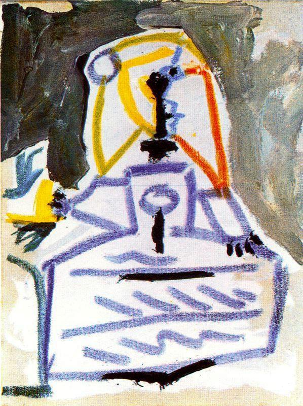 Пабло Пикассо. Маргарита