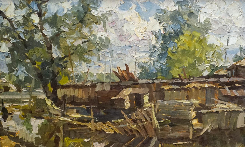 Alexey Alekseevich Drilev. Flood
