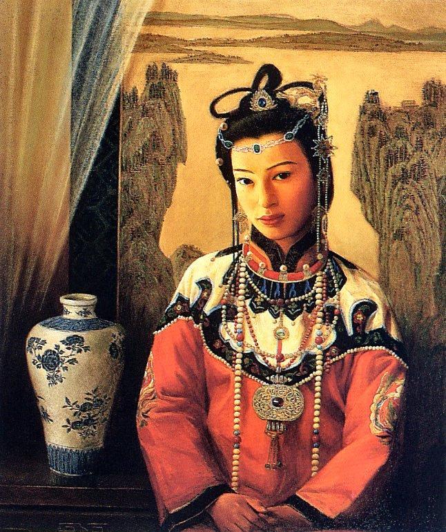Dongmin Lai. Treasures Of Xian Feng
