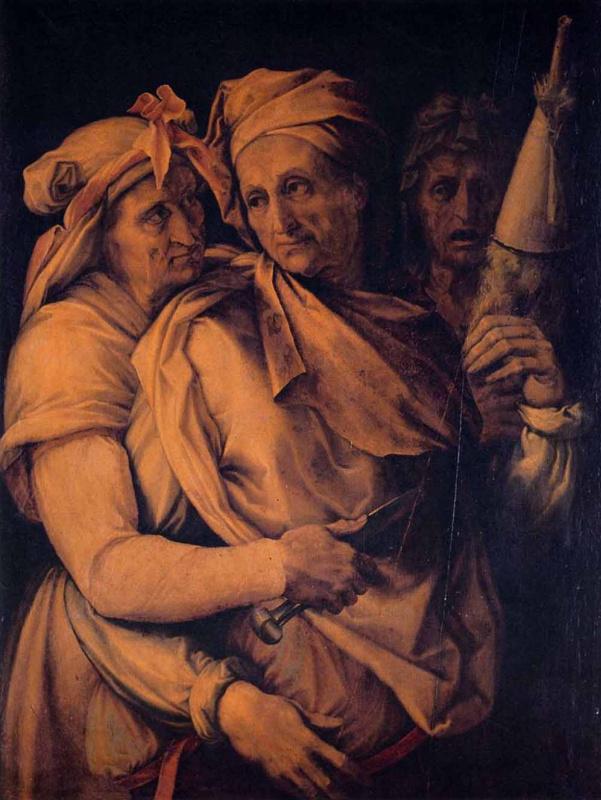 Франческо Сальвиати. Три судьбы