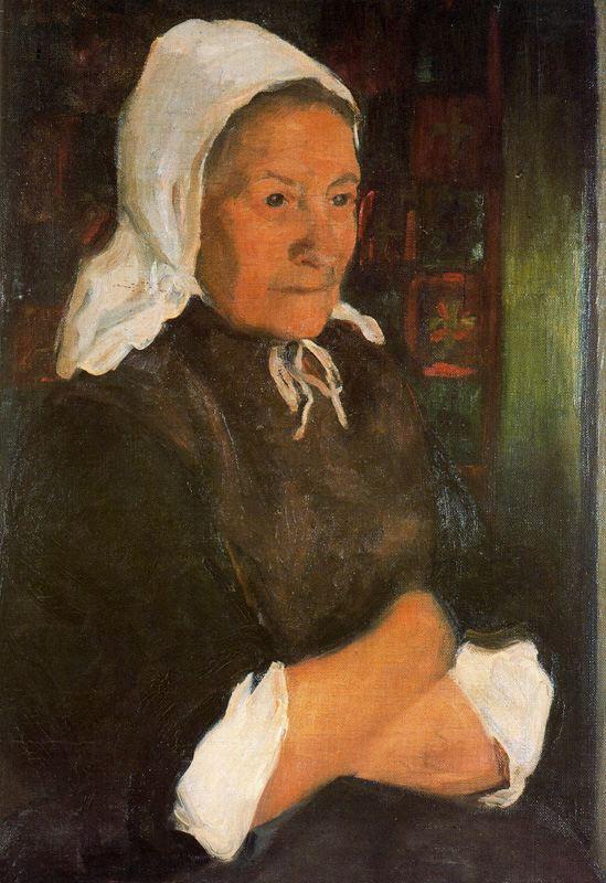 Мария Гутьеррес Бланшар. Портрет 4