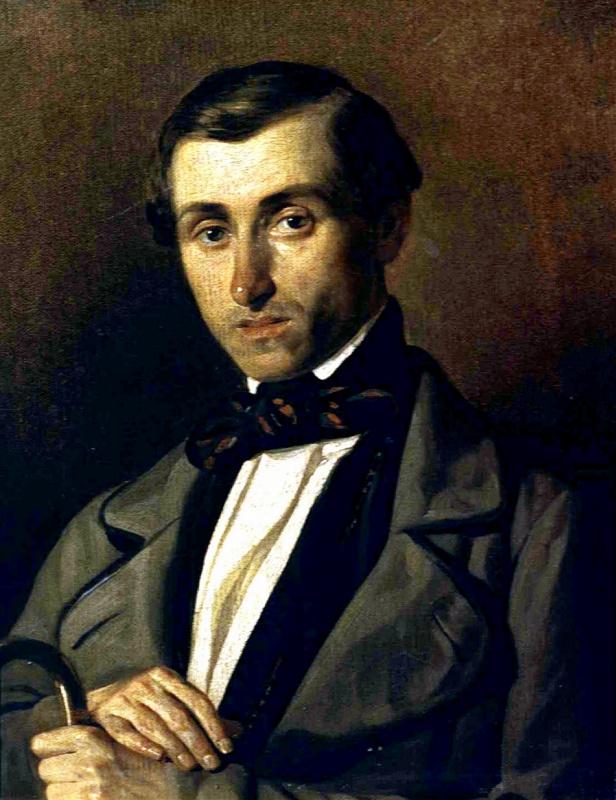 Яков Федорович Капков. Портрет неизвестного
