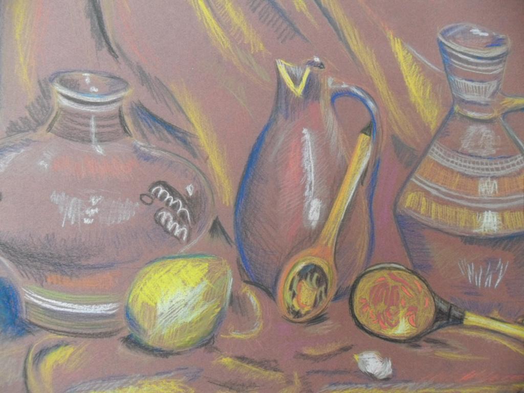 Gulnara Matyukhina. Collection of pitchers
