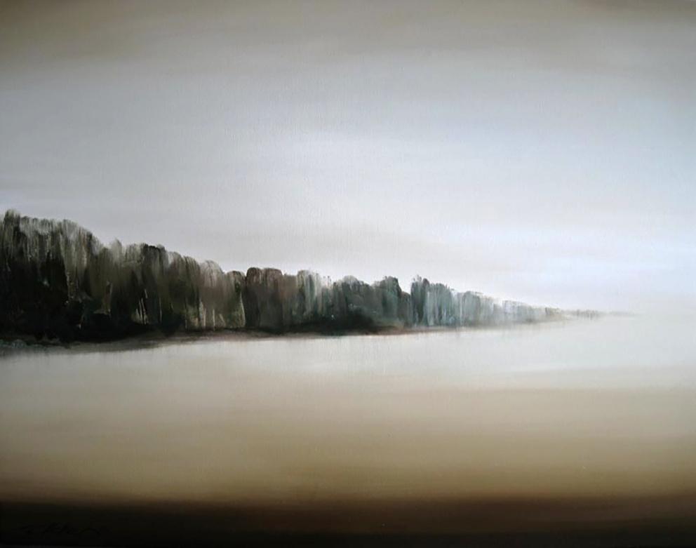 Robert Hettich. On the Shore of Heaven IV