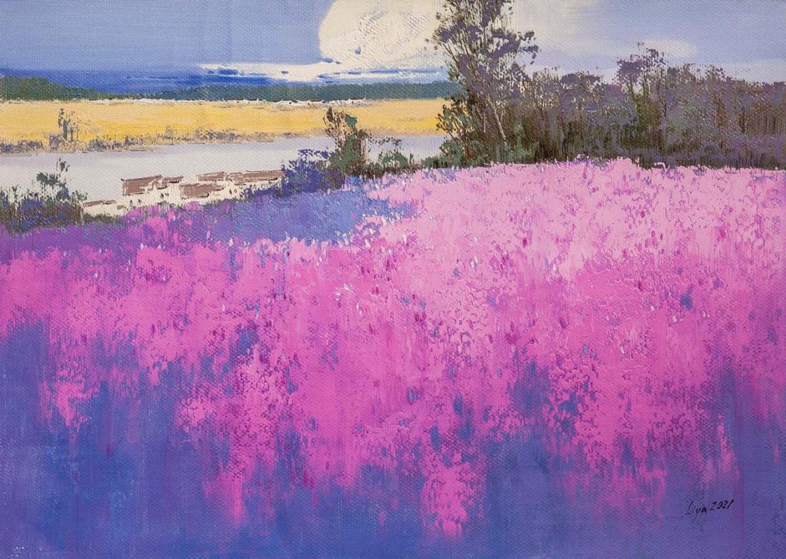 (no name). Lavender tenderness