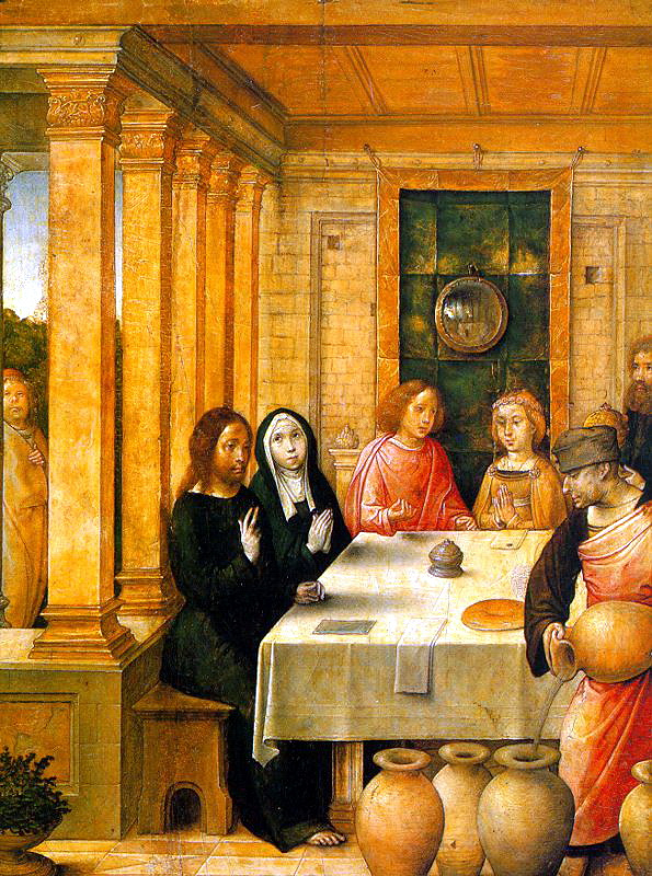 Фландес, Юан д Фланс. Проповедь Христа