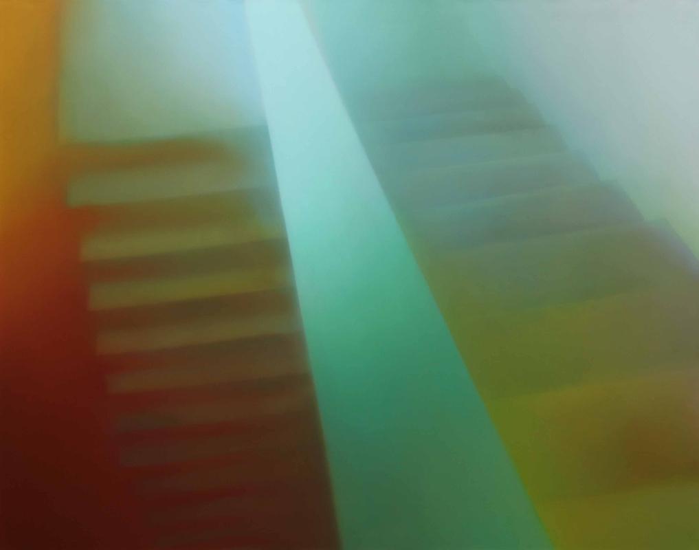 Ma Cibo. Stairs