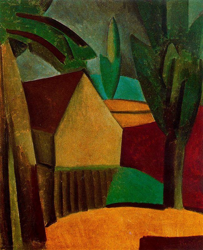 Пабло Пикассо. Сюжет 66