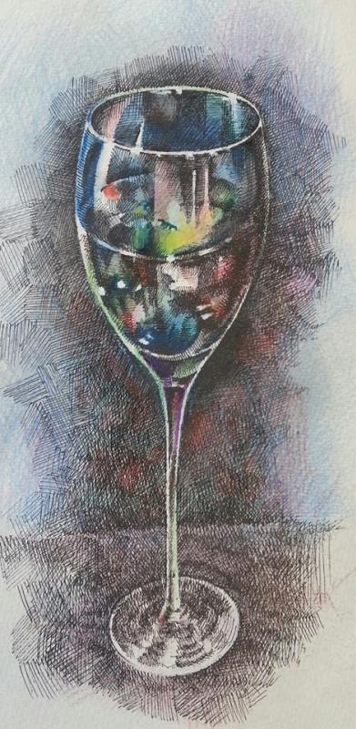 Gary Belik. Glass