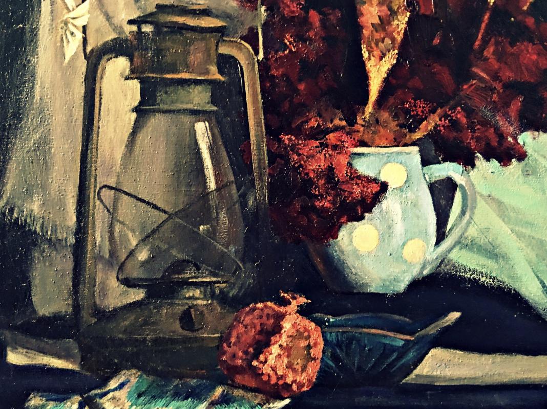 """«blue still life"""""""