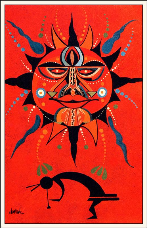 Давид Паладин. Бог Солнца