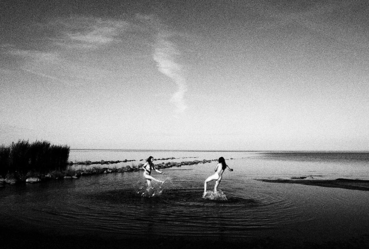 Alexander Vasilyevich Lyapin. The shallow sea