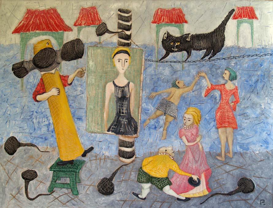 Svyatoslav Ryabkin. Dream of the poet N 2 Sweat dream N 2