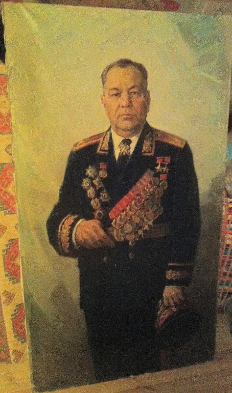 Иван Алексеевич Пензов. Дважды герой Советского Союза, Маршал Советского Союза П.К. Кошевой
