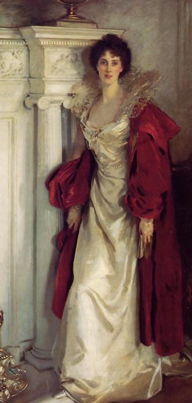 John Singer Sargent. Winifred, Duchess of Portland