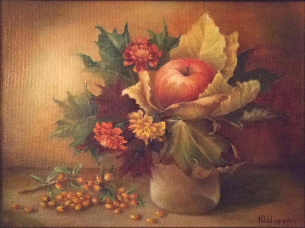 "Julia Eduardovna Shiferstein. ""Gifts of autoum's garden"""