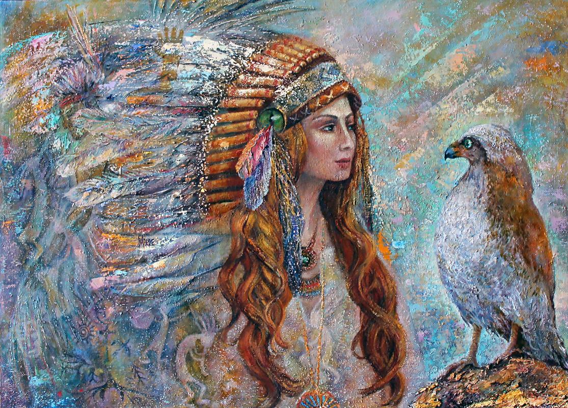 Anastasia Mirra. Shaman spirit