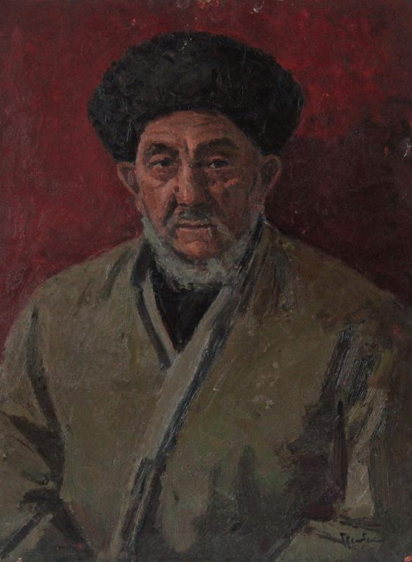 Владимир Георгиевич Гремитских. Аксакал