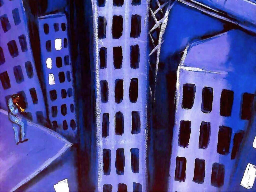 Michael Wood. Jazz