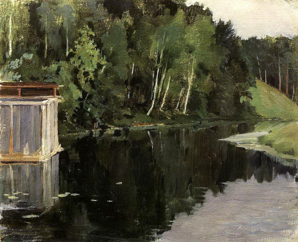 Константин Андреевич Сомов. Летние сумерки
