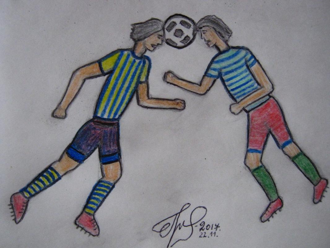 "Alexey Grishankov (Alegri). ""Football"""