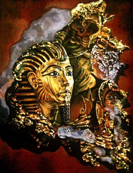 Золото Тутан-Хамона