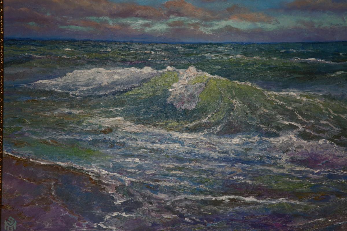 Michael Sakharov. Light wave