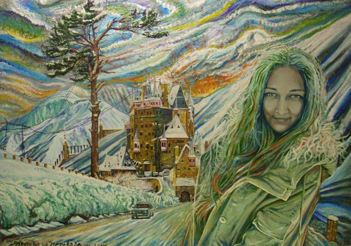 Andrii Herhelezhyu. Burg Eltz XII