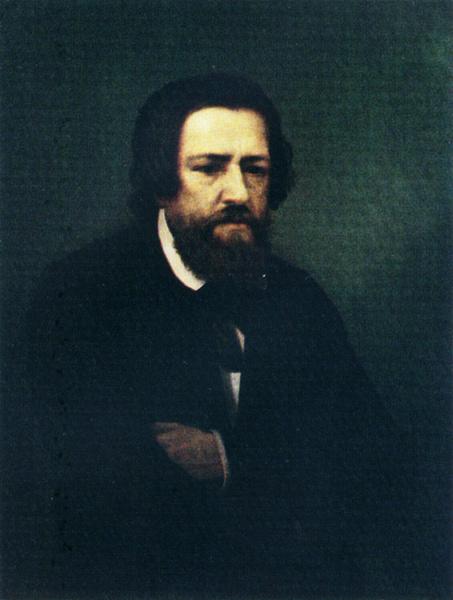 Сергей Петрович Постников. Портрет Иванова