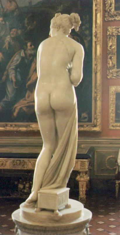 Антонио Канова. Статуя