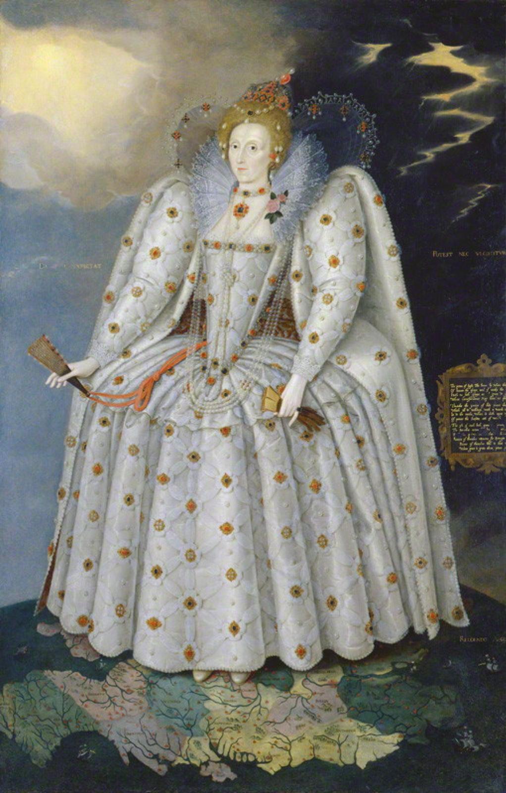 Маркус Гирертс. Королева Елизавета I