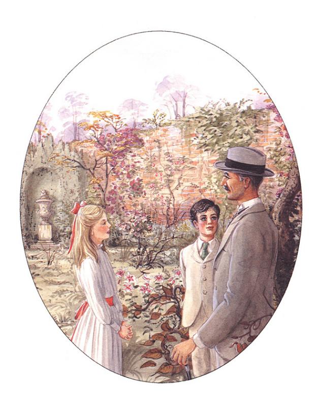 Разговоры в саду