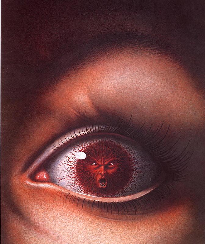 Джон Холмс. Глаз