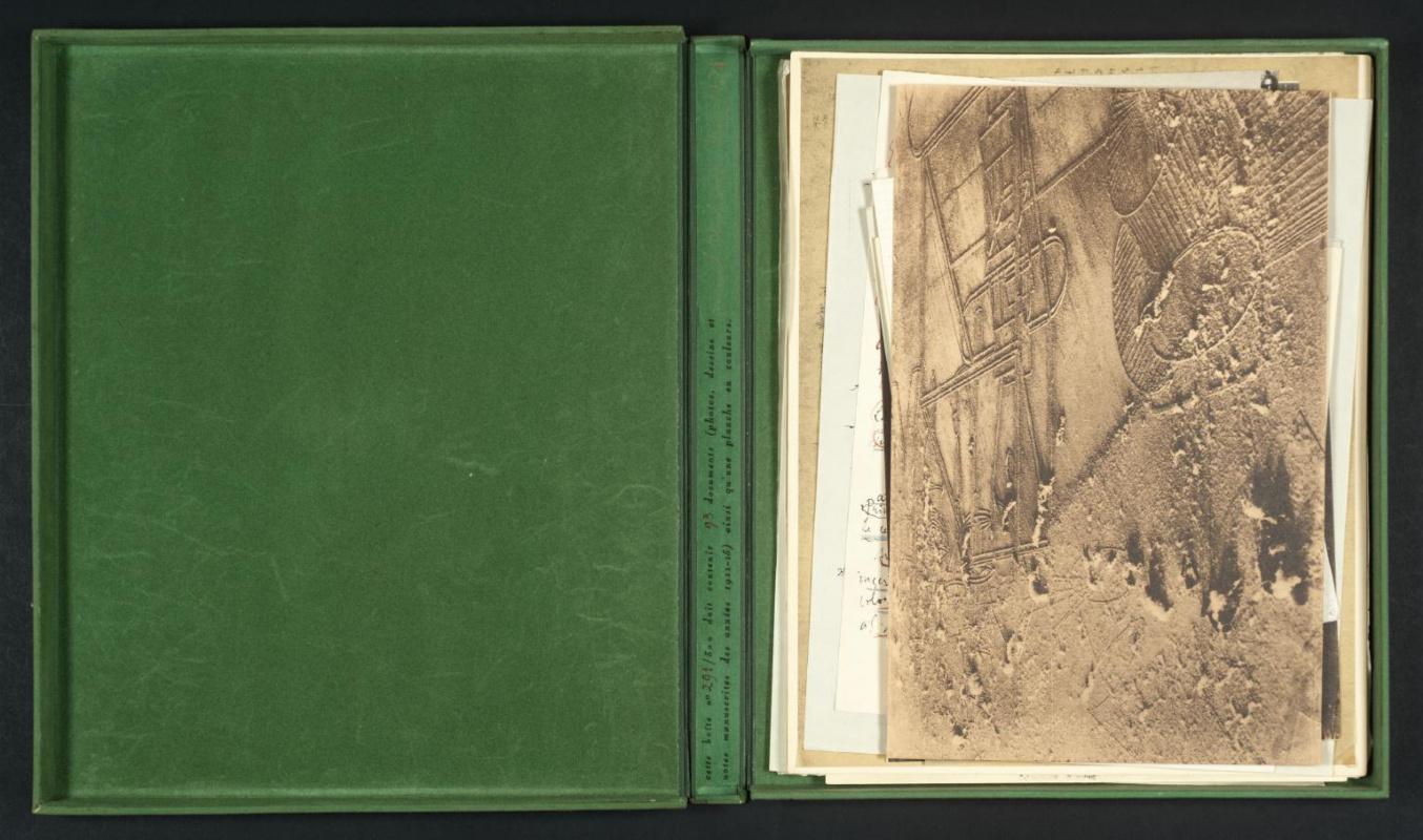 Марсель Дюшан. Зеленая коробка