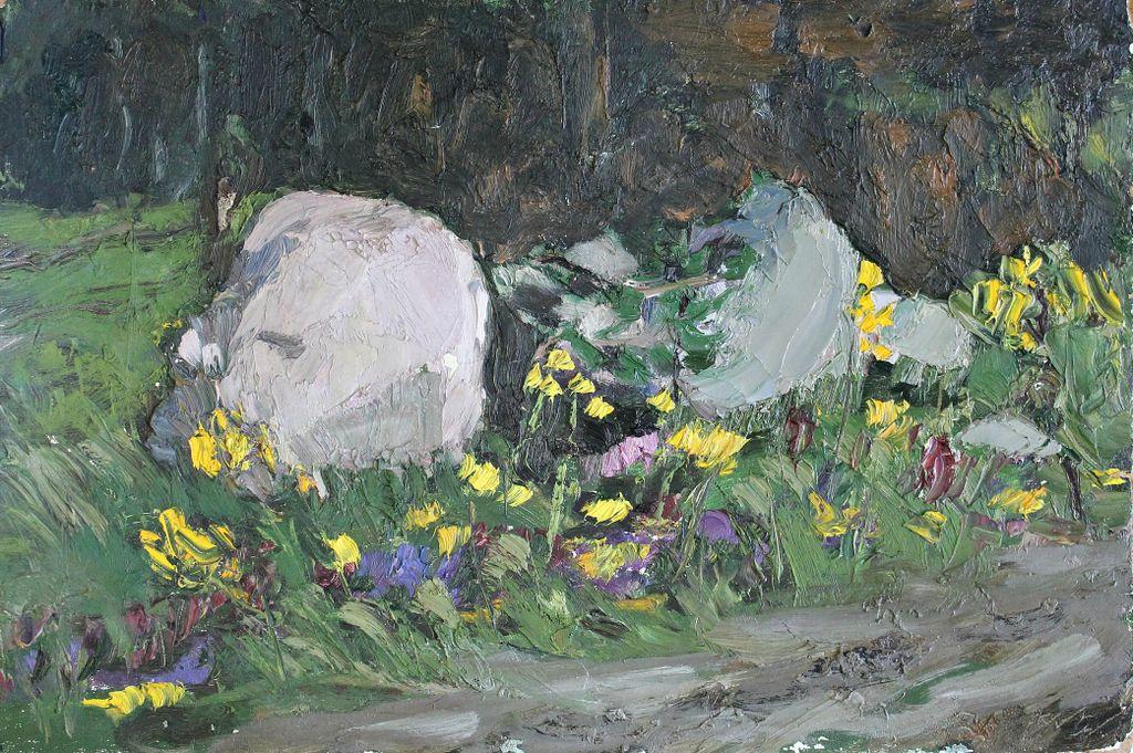 Vladimir Vladimirovich Kuznetsov. Boulders
