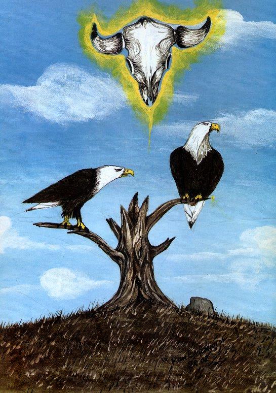 Рон Эвенин. Птицы