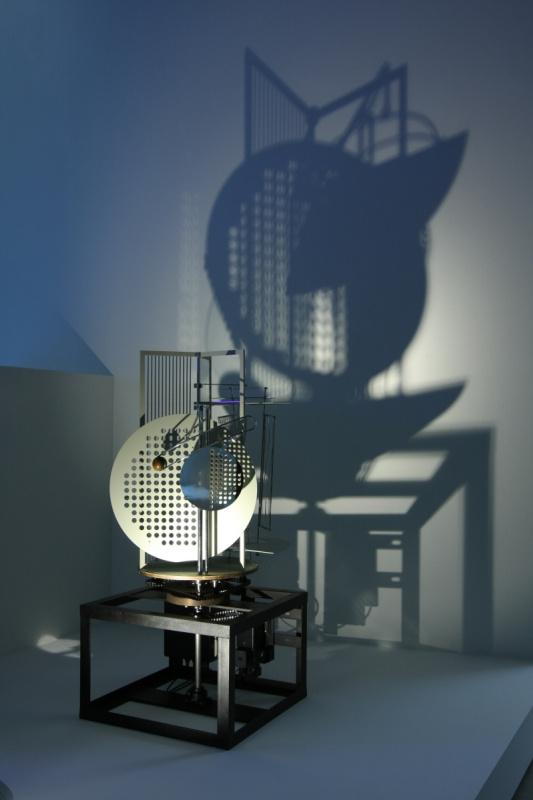 Laszlo Moholy-Nagy. Light Spatial Modulator