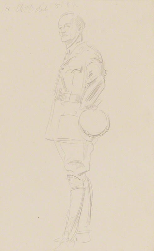 John Singer Sargent. Sir Charles MacPherson Dobell