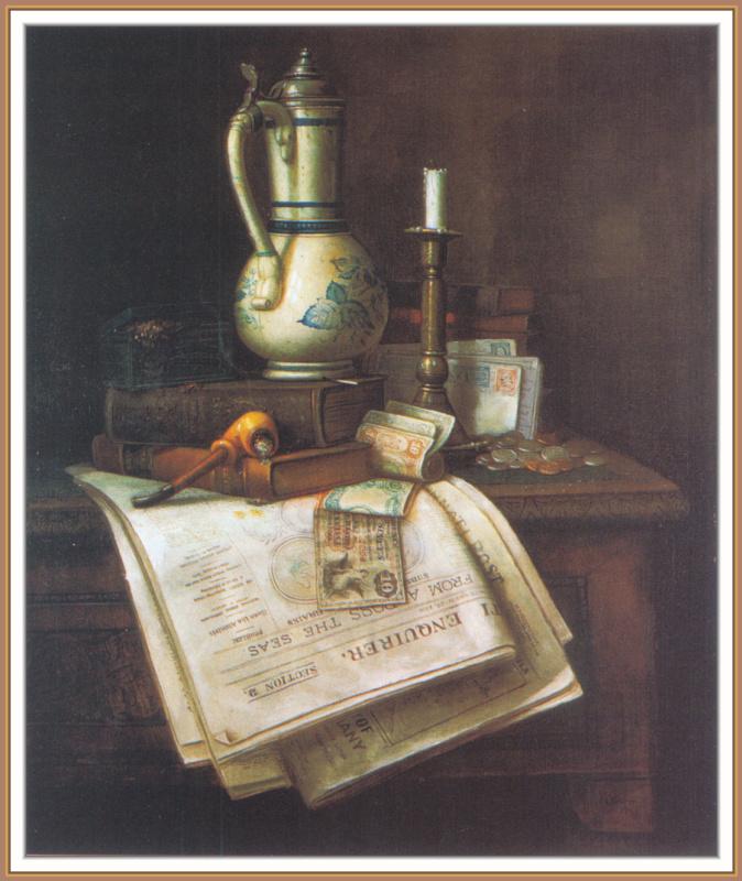 Чарльз Мейрер. Печать