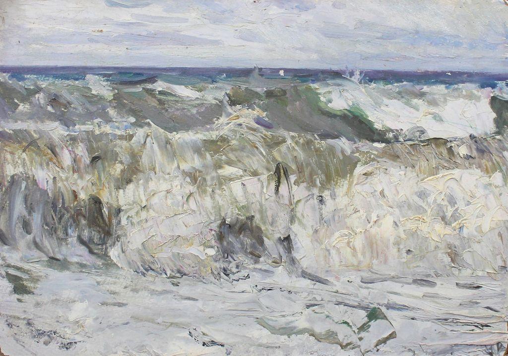 Fedor Fedorovich Melnikov. Wave