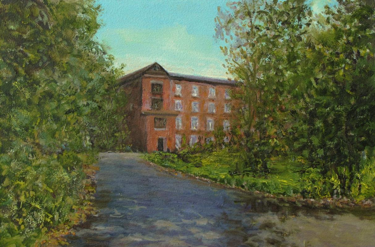 Andrew Lumez. Factory dormitory