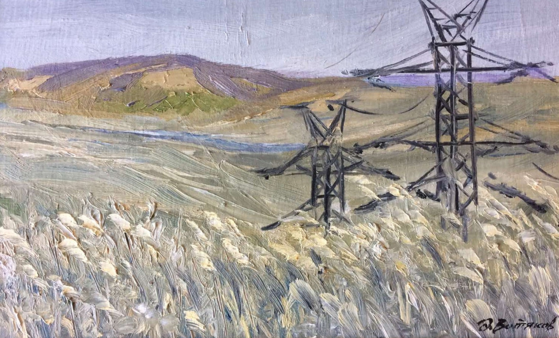 Edward Rudolfovich Votyakov. Grasshoppers Country