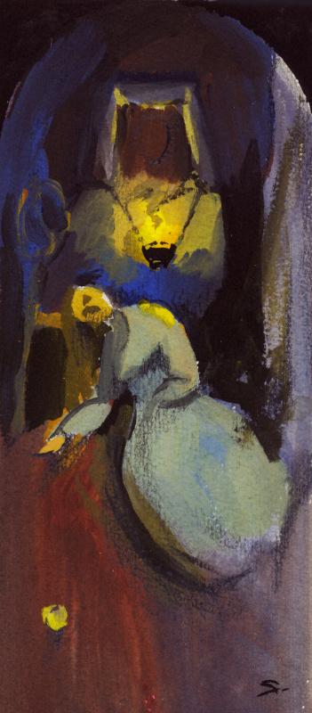 Nikolai Nikolayevich Sednin. The Tale of the Dead Princess