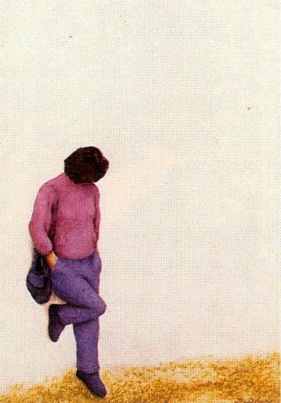 Дионисио Бланко. Девушка