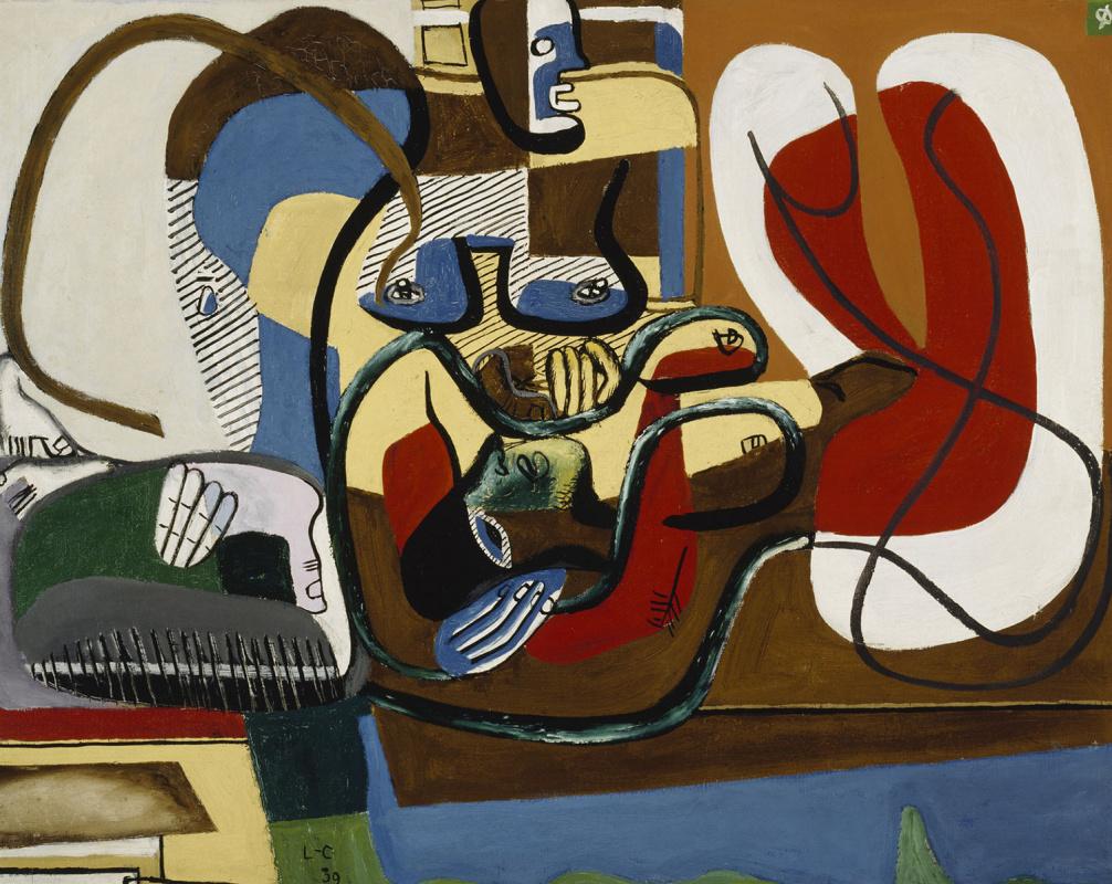 Le Corbusier. Two Women